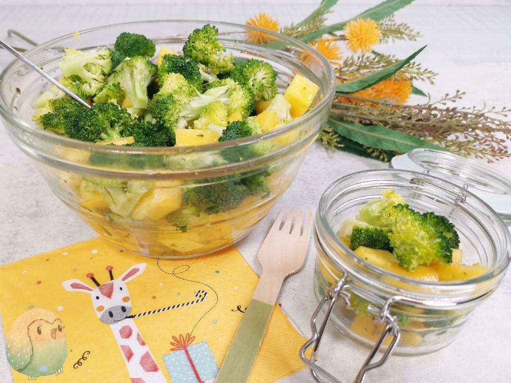 Mango-Brokkoli-Salat schnabel-auf.de