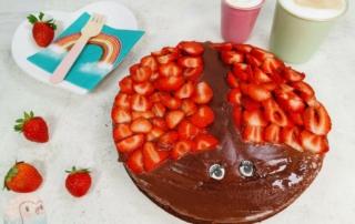 Schokokuchen mit Pudding schnabel-auf.de