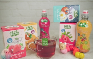 TeeFee Produkttest Schnabel-auf.de